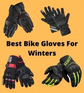 Best Bike Gloves for Winter