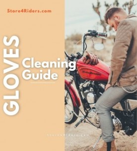 10 Steps for cleaning Riding Gloves