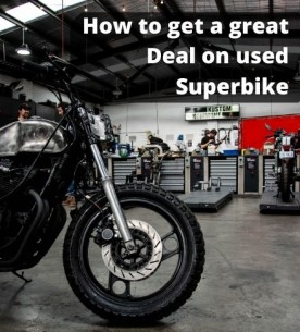How to get a great deal on used superbike