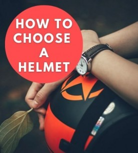 how to choose the perfect motorcycle helmet
