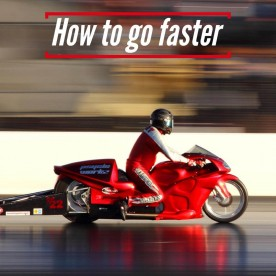 How to Go Faster