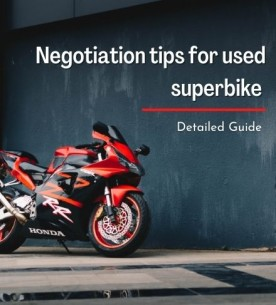 Tips for buying a used superbike