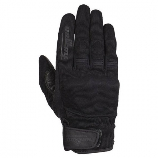 Furygan Jet D3O® riding gloves-Black
