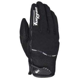 Furygan Rocket 3 Mesh Riding Gloves-Black