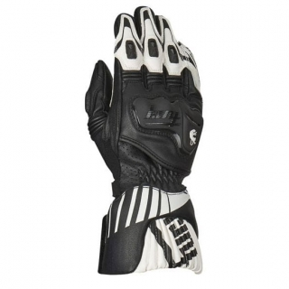Furygan Shifter Evo Racing Gloves-Black/White