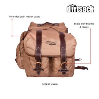 DirtSack Longranger Easyrider-Royal Enfield saddle bag