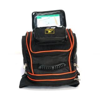Raida GPS-Series Universal Motorcycle Tank Bag/Tail Bag