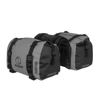 Rynox Expedition Saddle Bag- Stormproof