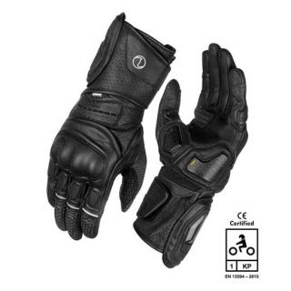 Rynox Storm Evo 2 Gloves - Black