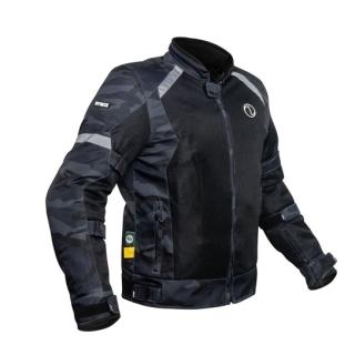 Urban X Rynox Riding Jacket | 2021 Version - Blue/Black