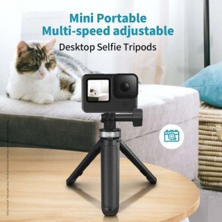 Telesin Tripod stand with selfie pole for Action cameras