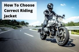 How to choose correct riding jacket