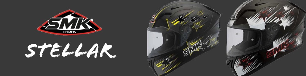SMK Stellar Helmet