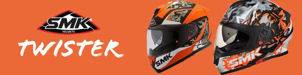 SMK Twister Helmet