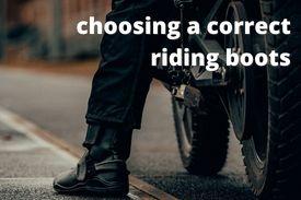 Choosing Correct Riding Boots